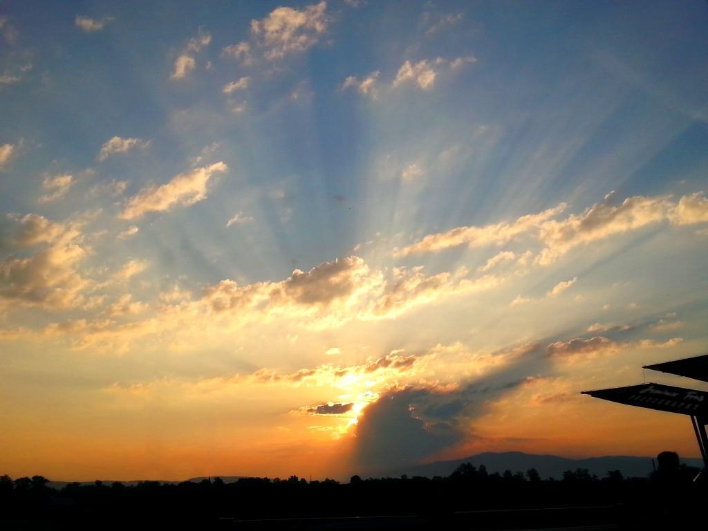 Sunrise Greeting