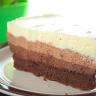 4 Shades of Chocolate Cake