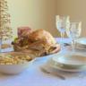 Stuffed Christmas Turkey with Croatian Flat Bread – Mlinci