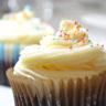 Moist Chocolate Birthday Cupcakes